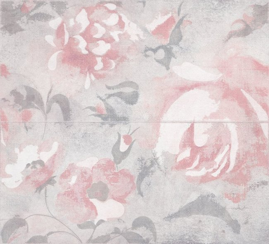 Cersanit (Navi) (NV2F072DT) панно: Navi, розовый, 40x44