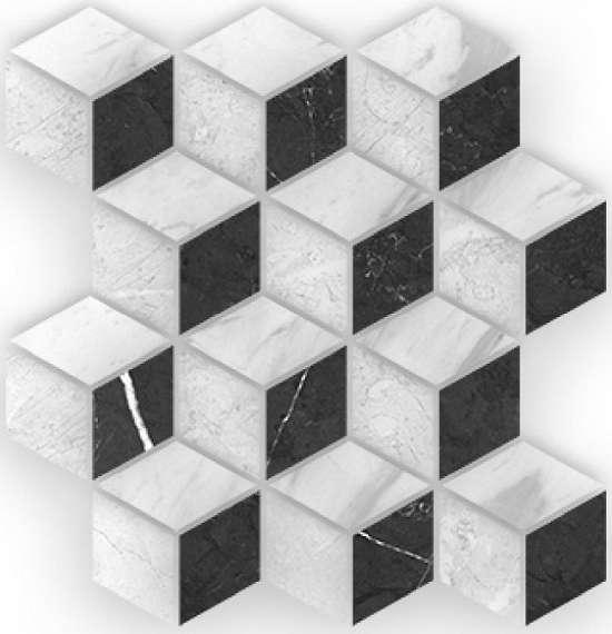 Cersanit A-RS2L451\G Декор керамический. Royal Stone Многоцветный 27*28 _ мозаика