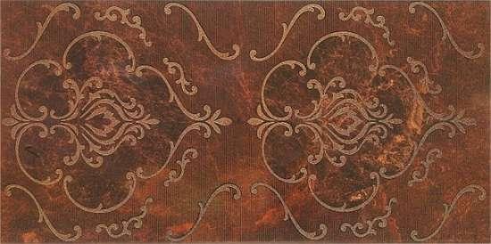 Керамин (Букингем) БУКД3Т/30/60/5 Декор керамический. Букингем 3Т коричневый. 60*30 панно