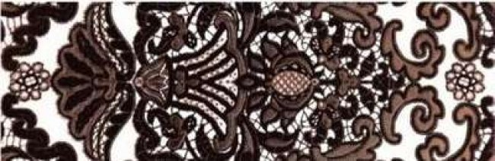 Керамин (Органза) ОРГ5Б13.2/40/14 Бордюр керамический. Органза 5 40*13,2