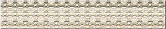 Azori Бордюр керамический Сатти Флоу 27,8*5 582901002