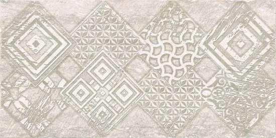 Azori Декор 31,5*63 ASCOLI GREY GEOMETRIA