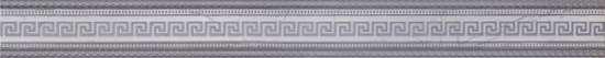 Novacera  LEZ911813. 10x90 Pulpis Perla Zocalo бордюр настенный