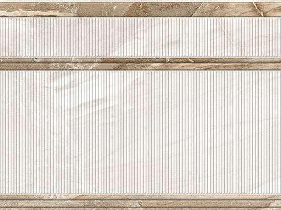 Cube Ceramica Бордюр настенный Napoli Border-2 22.5*30
