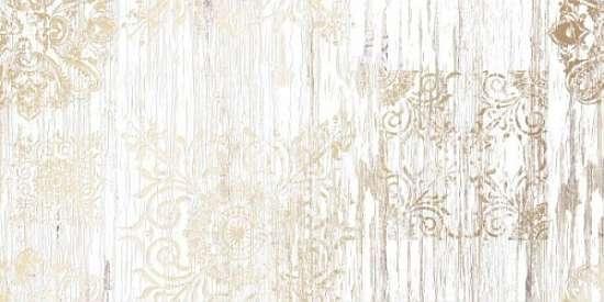 Березакерамика (Папирус) Декор Папирус 2 белый 30*60