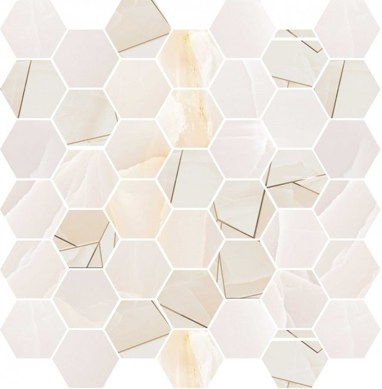 Delacora (Onyx Karamel) Mosaic Onyx Karamel DW7ONX11 Декор 316х297