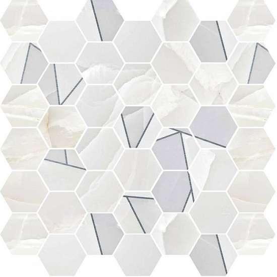 Delacora (Onyx Titan) Mosaic Onyx Titan DW7ONX25 Декор 316х297