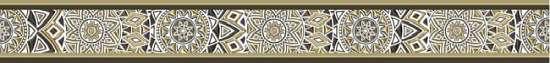 Уралкерамика (Alma Ceramica) Harisma Бордюр настенный (60х600х9) BWU60HRS428