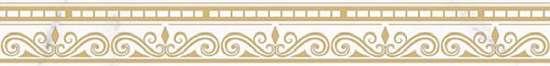 Уралкерамика (Alma Ceramica) Antares Бордюр  настенный (30х246х10) BWU31ANS08R