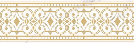 Уралкерамика (Alma Ceramica) Antares Бордюр  настенный (80х246х10) BWU28ANS08R