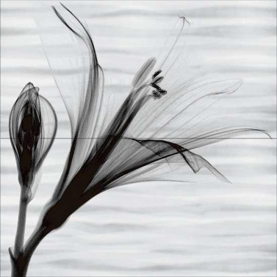 Уралкерамика (Alma Ceramica) Esta Декор-панно настенный (498х500х8,5) (компл.-2шт) PWU09EST1