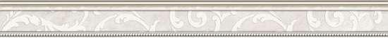 Уралкерамика (Alma Ceramica) Emilia Бордюр настенный (60х593х9) BWU60EMI24R