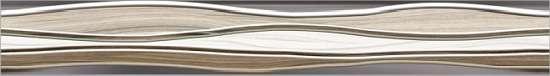 Уралкерамика (Alma Ceramica) Бордюр настенный (67х500х7,5) Plesso BWU53PLS406