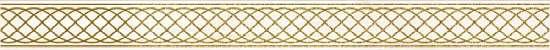 Уралкерамика (Alma Ceramica) Бордюр настенный (60х600х8) Romano BWU60RMN004