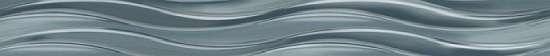 Уралкерамика (Alma Ceramica) Бордюр настенный (60х600х8) Tori BWU60TOR006