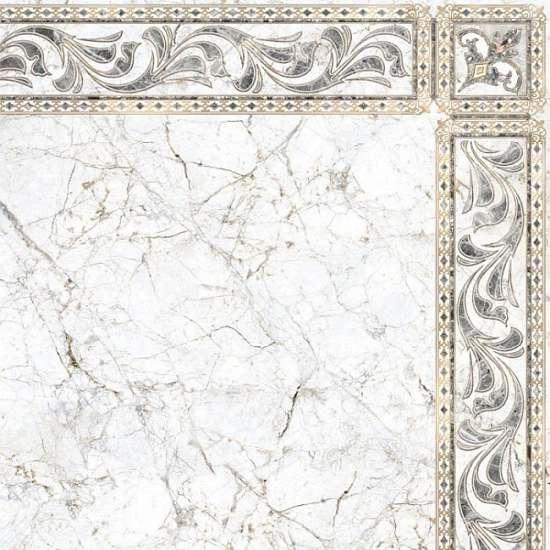 Уралкерамика (Alma Ceramica) Декор напольный керамогранит (600х600х9) Pareto DFU04PAR24R (ALMA CERAMICA)