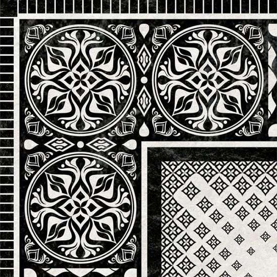 Уралкерамика (Alma Ceramica) Декор напольный  керамогранит (600х600х9) Pronto DFU04PRN22R (ALMA CERAMICA)