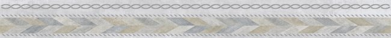 Laparet Allure Бордюр серый 6х60