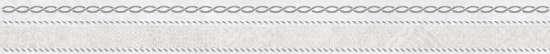 Laparet (Step) Alabama Бордюр узор серый 6х60