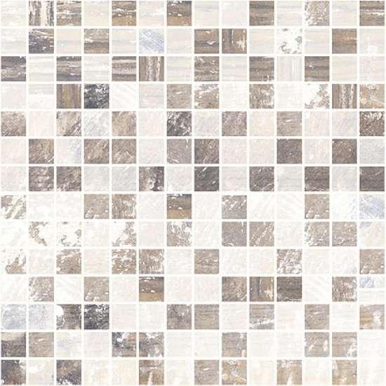 Laparet Extra Мозаика коричневый+бежевый 30х30