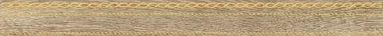 Laparet Genesis Бордюр тёмно-бежевый 6х60