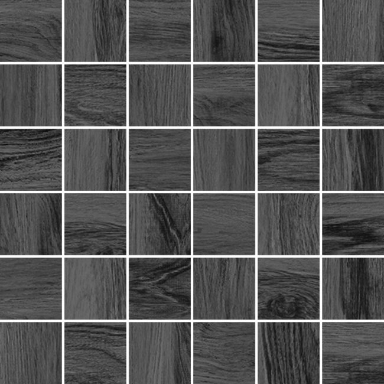 Laparet (Forest) Forest Мозаика серый 30х30