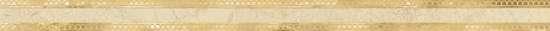 LВ-ceramics (Milanese Design) Бордюр Миланезе дизайн римский крема бежевый 1506-0421 60*3,6