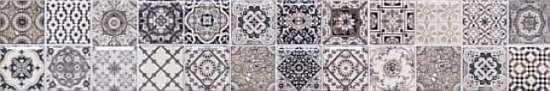 LВ-ceramics (Astrid) Бордюр Астрид 1504-0150 40*6,3