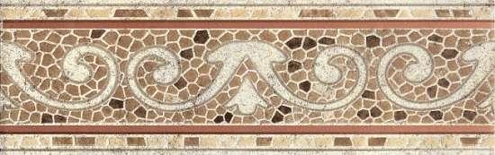 LВ-ceramics Бордюр Тенерифе Бежевый 3604-0103  45*14