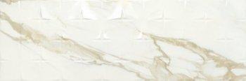 Baldocer Керамическая плитка для стен Adaggio Flash Gold Rectificado 40x120