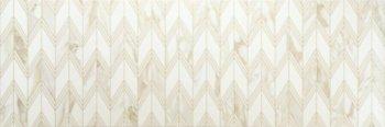 Baldocer Керамическая плитка для стен Adaggio Ornament Gold Rectificado 40x120