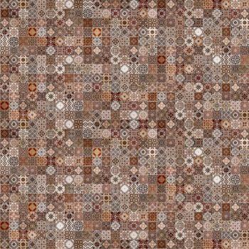 Cersanit (Hammam beige)(HA4R112D) глазурованный керамогранит: Hammam, коричневый, 42x42