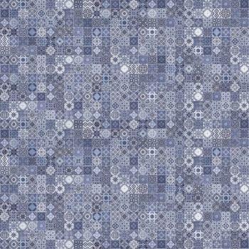 Cersanit (Hammam blue) (HA4R042D) глазурованный керамогранит: Hammam, голубой, 42x42
