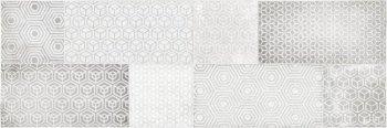 Cersanit (Atlas) AT2S091 вставка: Atlas, серый, 20x60
