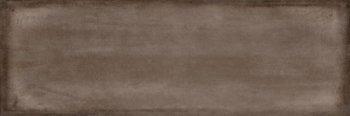 Cersanit (Majolica beige) облицовочная плитка: Majolica рельеф, (C-MAS111D) коричневый, 20x60
