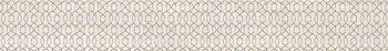 Cersanit (Alba) (AI1J011) бордюр: Alba, бежевый, 8x60