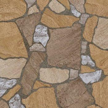 Cersanit (Kongo) (KO4P012D) глазурованный керамогранит: Kongo, бежевый, 32.6x32.6