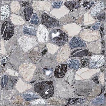 Cersanit (Rento) (RD4P092D) глазурованный керамогранит: Rento, серый, 32.6x32.6