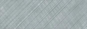 Cersanit AS2U091DT Декор керамический. Apeks Серый. 75*25 _ линии A
