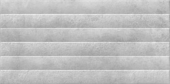 Cersanit C-BLL522D Плитка облицововочная. Brooklyn Светло- серый. 60*29,7 _ рельеф