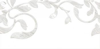 Cersanit С-RSL053D Плитка облицовочная. Royal Stone Белый. 60*29,7 _ декорированная В