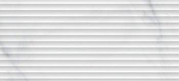 Cersanit (Omnia) OMG052 Настенная плитка Omnia белый рельеф 20x44
