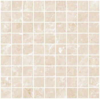 Cersanit (Alicante) AC2L011 Настенная мозаика Alicante бежевый (декорация) 30x30