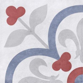 Cersanit (MODERN LINE) MO4A453 Глазурованный керамогранит Motley цветок многоцветный 29,8x29,8