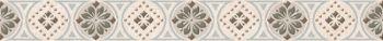 Global Tile (Pavana) GT108VG Бордюр керамический Pavana Светло-бежевый 50*5,4