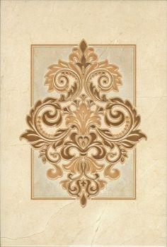 Global Tile (Marseillaise) V9MS0115TG Декор керамический. Marseillaise Бежевый. 40*27