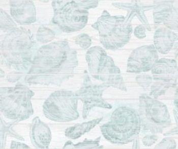 Global Tile (Calypso) 10300000097 Декор керамический. Calypso Белый. 60*50 01 панно из 2 плит