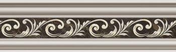 Global Tile (Classic) 10212001868 Бордюр керамический. Classic 7,5*25
