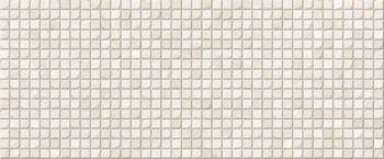 Global Tile (Fiori) 10100000507 Плитка облицовочная. Fiori  Бежевая. 60*25 05 мозаика