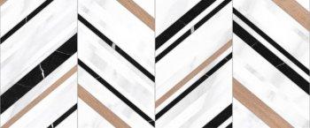 Global Tile (MontBlanc) 10100000557 Плитка облицовочная. MontBlanc Серая. 60*25 03